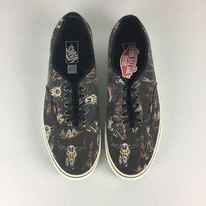 Vans  Authentic Shoes Mens Size 13 Tribal New